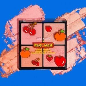 🍒Wet n Wild x Pac-Man High Score Blush Palette🍒